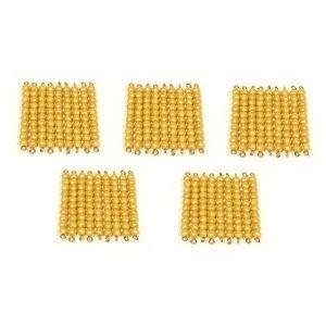 45 decenas doradas