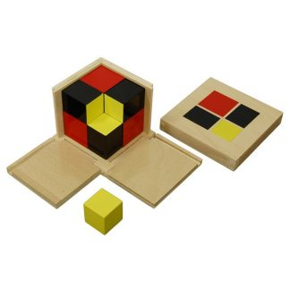 Binomio algebraico Montessori