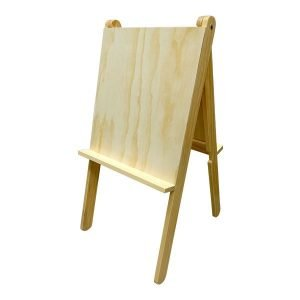 Caballete de madera Montessori