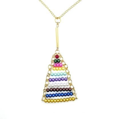 Collar de pirámide