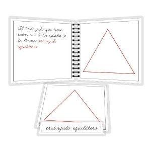 Definiciones de geometría - triángulos