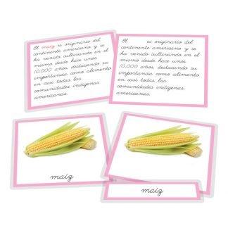 El maíz y sus derivados
