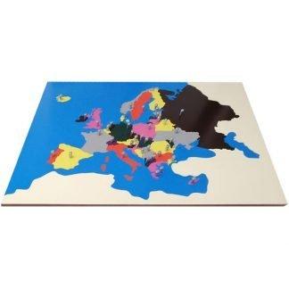 Rompecabezas de Europa