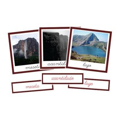 Fotografías de contrastes geográficos con definición
