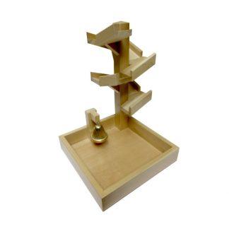 Laberinto con campana Montessori