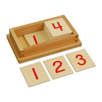 Números para barras numéricas