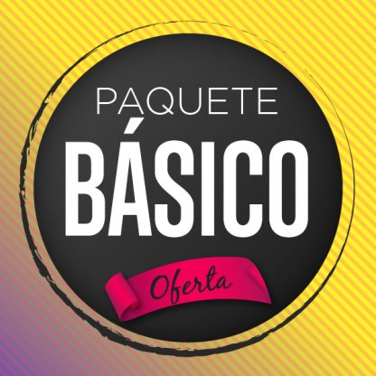 Paquete básico Montessori