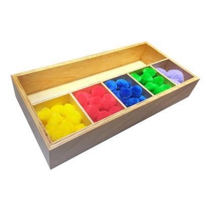 Set para selección de color Montessori
